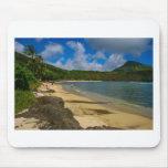 Bahía Hawaii de Hanama Tapetes De Ratón