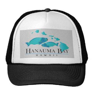Bahía Hawaii de Hanauma Gorras De Camionero