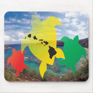 Bahía Hawaii de Hanauma Alfombrilla De Ratón