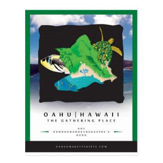 Bahía Hawaii de Hanauma Tarjetas Postales