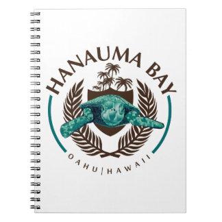 Bahía Hawaii - de Hanauma vacaciones 2014 Libreta Espiral
