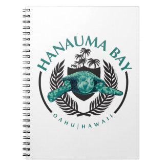 Bahía Hawaii - de Hanauma vacaciones 2014 Libretas Espirales
