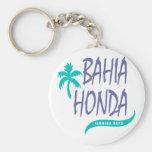 Bahía Honda la Florida cierra la palmera Llaveros Personalizados