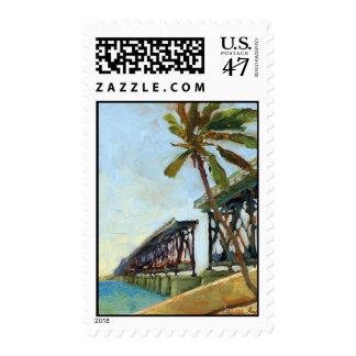 Bahia Honda postage stamp