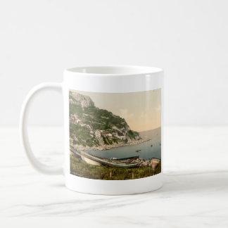 Bahía II, Whitby, Yorkshire, Inglaterra de Runswic Tazas De Café