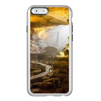 BAHÍA LARGA DE LA HA FUNDA PARA iPhone 6 PLUS INCIPIO FEATHER SHINE
