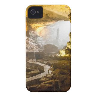 BAHÍA LARGA DE LA HA iPhone 4 Case-Mate CARCASA