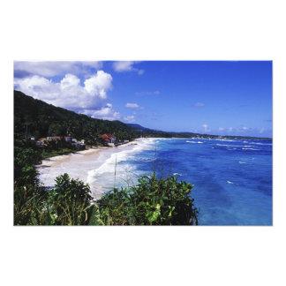 Bahía larga, puerto Antonio, Jamaica Arte Con Fotos