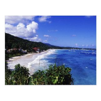 Bahía larga, puerto Antonio, Jamaica Postal