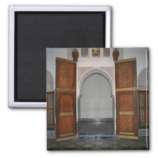 Bahia palace ...a door magnet