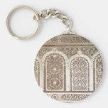 Bahia Palace details Key Chains