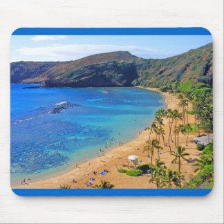 Bahía profunda 3, Honolulu, Oahu, Hawaii de Hanaum Alfombrillas De Ratón