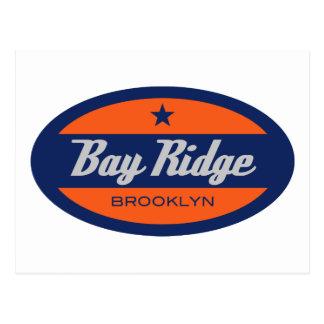 Bahía Ridge Tarjetas Postales