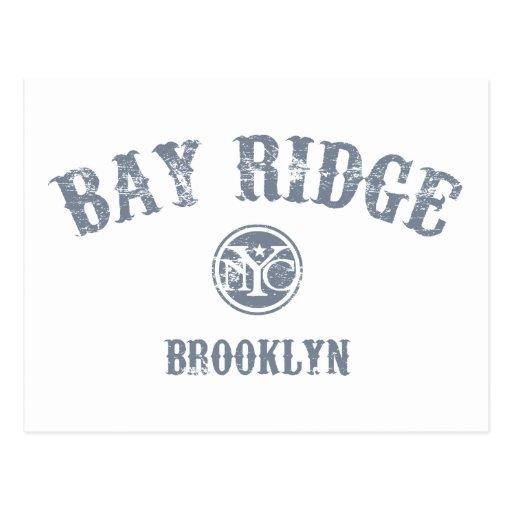 Bahía Ridge Postal