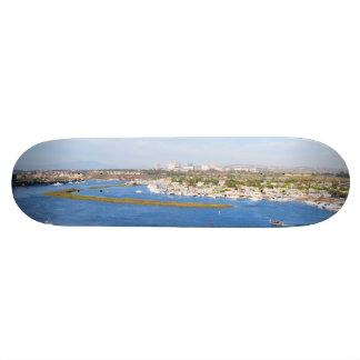 Bahía superior de Newport - bahía trasera Patin Personalizado