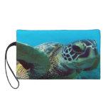 Bahía tortuga de Hawaii - mar verde de Hanauma