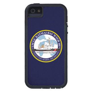 "Bahía WTGB-101 ""azules marinos "" de USCGC Katmai iPhone 5 Fundas"