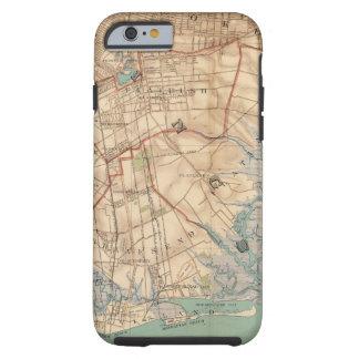 Bahía y Brooklyn de Jamaica Funda Resistente iPhone 6