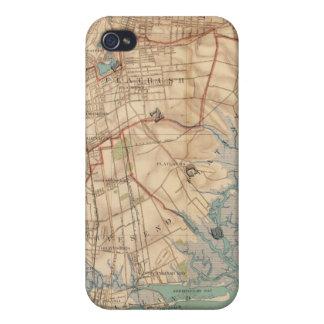 Bahía y Brooklyn de Jamaica iPhone 4 Cobertura