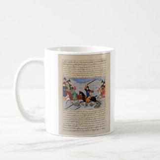 Bahman Taking Revenge on the Sistanians Classic White Coffee Mug