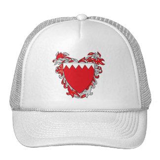 Bahrain Coat of Arms Hat