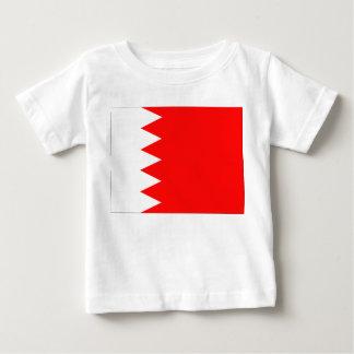 Bahrain Flag Baby T-Shirt