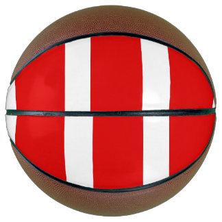 Bahrain Flag Basketball