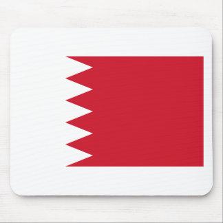 Bahrain Flag BH Mouse Pad