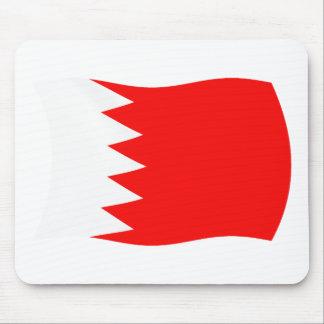 Bahrain Flag Mousepad
