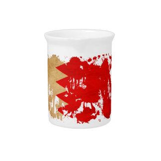 Bahrain Flag Pitcher