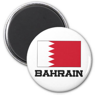 Bahrain Flag Refrigerator Magnets