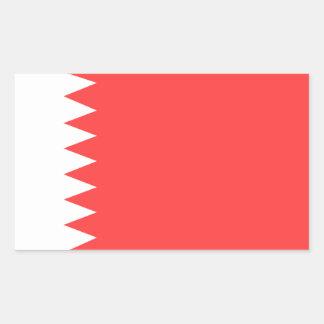 Bahrain Flag Set Sticker
