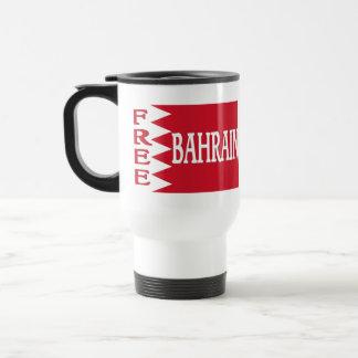 Bahrain - Free Bahrain Travel Mug