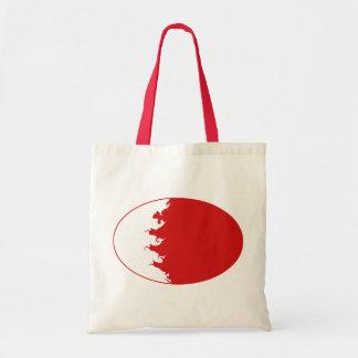 Bahrain Gnarly Flag Bag