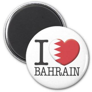 Bahrain Fridge Magnet
