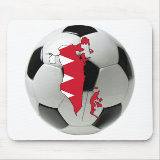Bahrain national team mouse pad