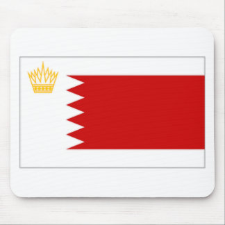 Bahrain Royal Standard Flag Mouse Pad