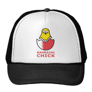 Bahraini Chick Mesh Hats