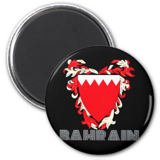 Bahraini Emblem Refrigerator Magnets