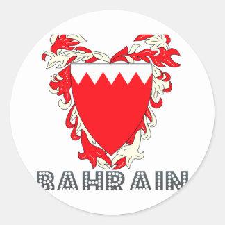 Bahraini Emblem Stickers