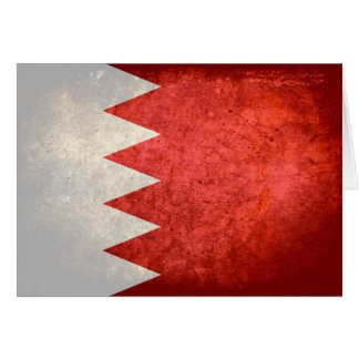Bahraini Flag Cards