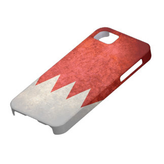 Bahraini Flag iPhone SE/5/5s Case