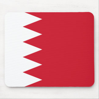 Bahraini flag Mousepad