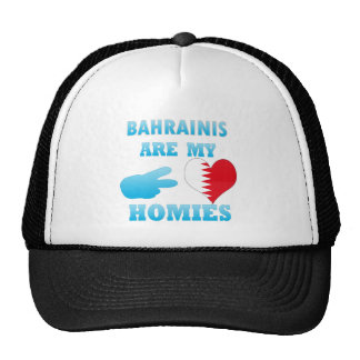 Bahrainis are my Homies Trucker Hat