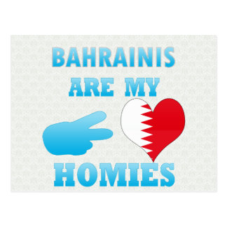 Bahrainis are my Homies Postcards