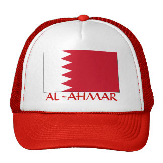 "Bahrein ""AL-AHMAR "" Gorra"