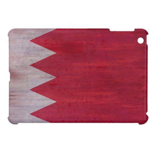 Bahrein apenó la bandera iPad mini funda