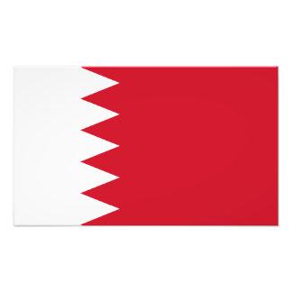 Bahrein - bandera de Bahrein Fotografías