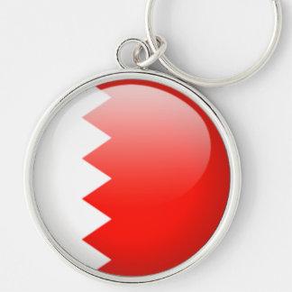 Bahrein - llavero redondo superior
