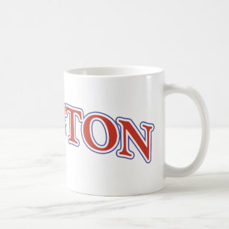 BAHSTON! COFFEE MUG